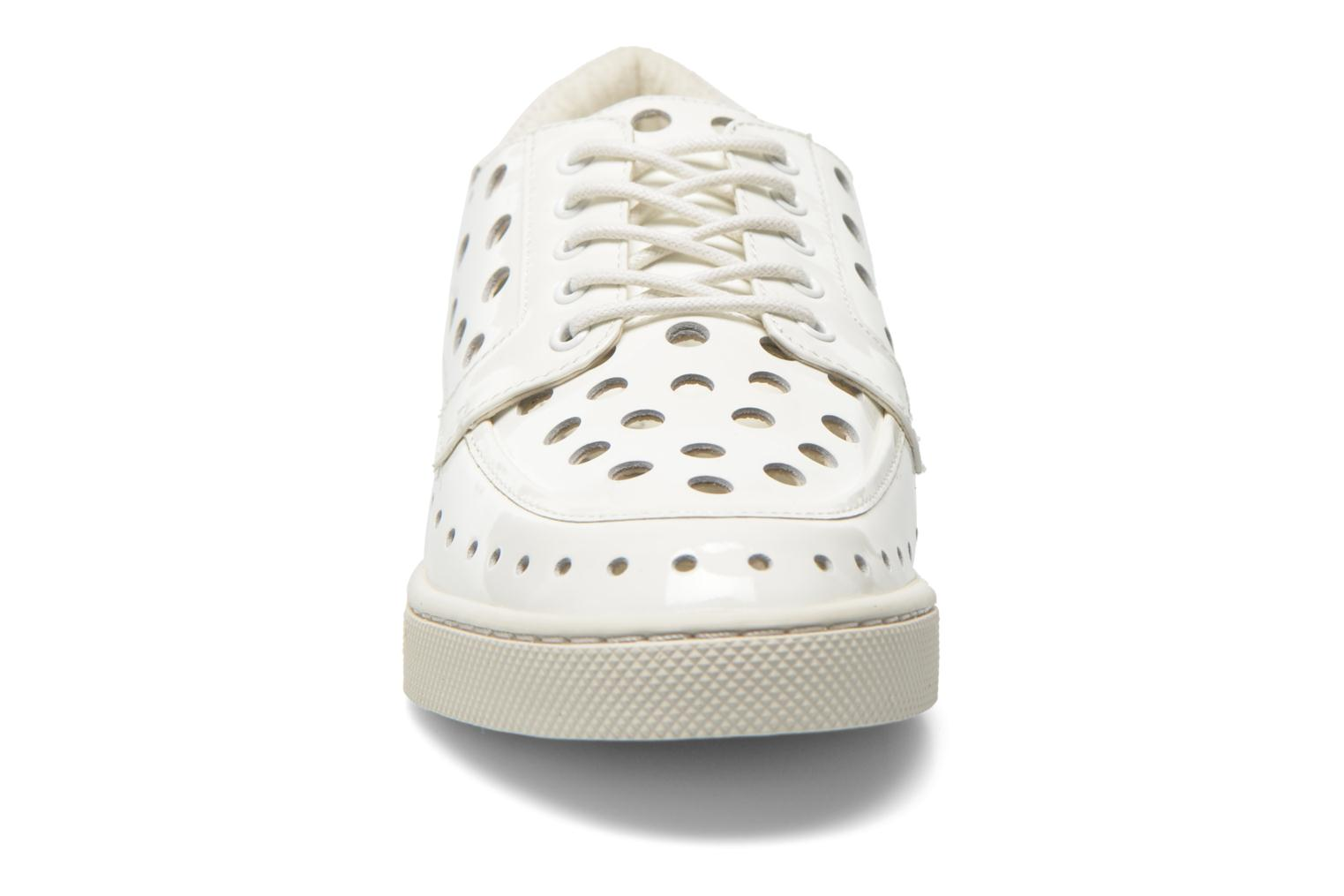 Trainers Mellow Yellow Vadou White model view