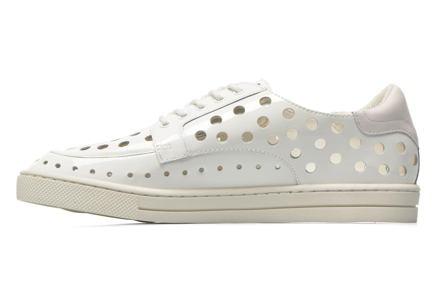 Sneakers Mellow Yellow Vadou Bianco immagine frontale