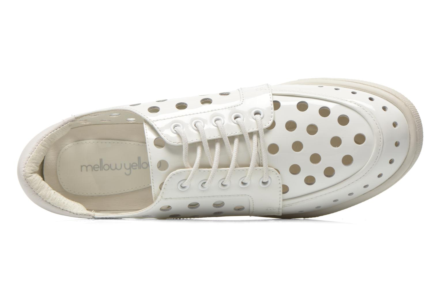 Sneakers Mellow Yellow Vadou Bianco immagine sinistra
