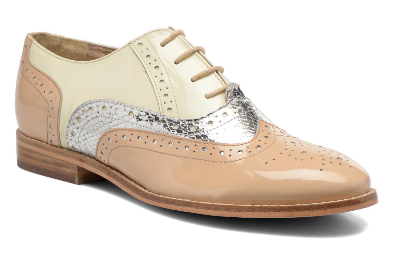 ZapatosCOSMOPARIS Fadia/Ver (Beige) - Zapatos con cordones la   Descuento de la cordones marca c21028