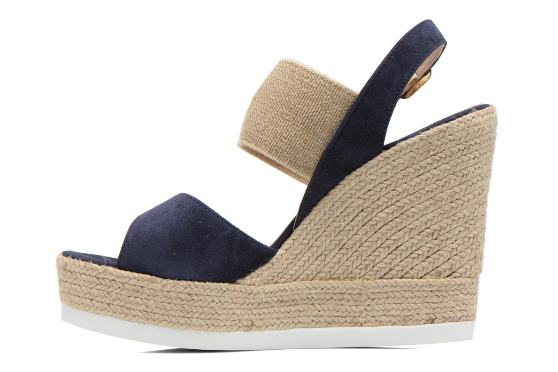 Sandals COSMOPARIS Casti Blue front view