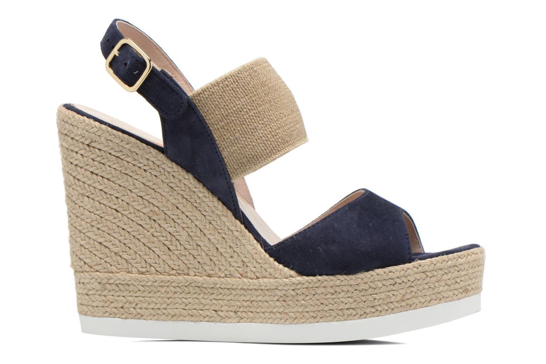 Sandals COSMOPARIS Casti Blue back view