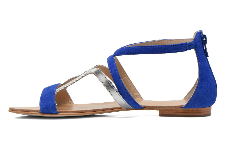 Sandalen COSMOPARIS Kilia/vel blau ansicht von vorne