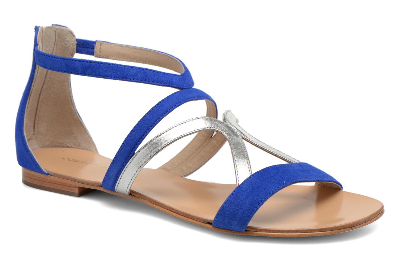 Sandalen COSMOPARIS Kilia/vel blau detaillierte ansicht/modell