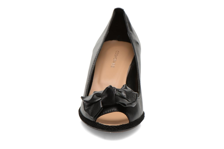 High heels COSMOPARIS Moana Black model view