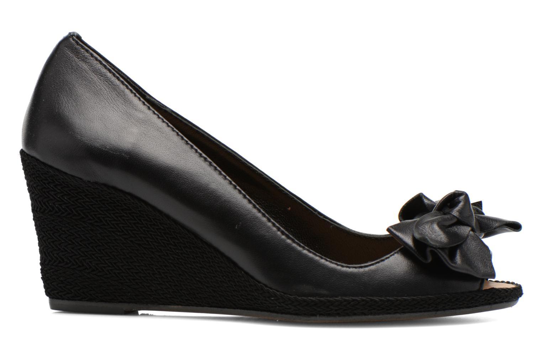 High heels COSMOPARIS Moana Black back view