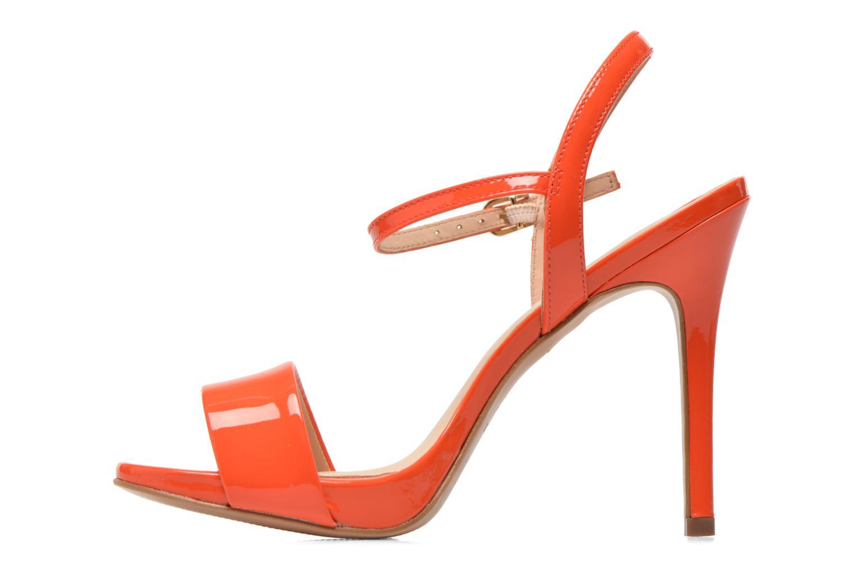 Sandals COSMOPARIS Jarica/Ver Orange front view