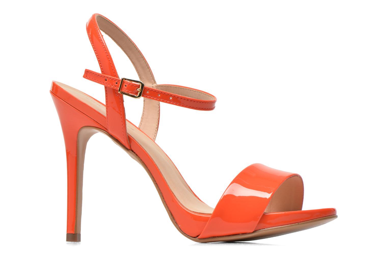 Sandals COSMOPARIS Jarica/Ver Orange back view
