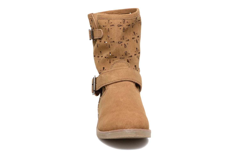 Stiefeletten & Boots Coolway Naif braun schuhe getragen