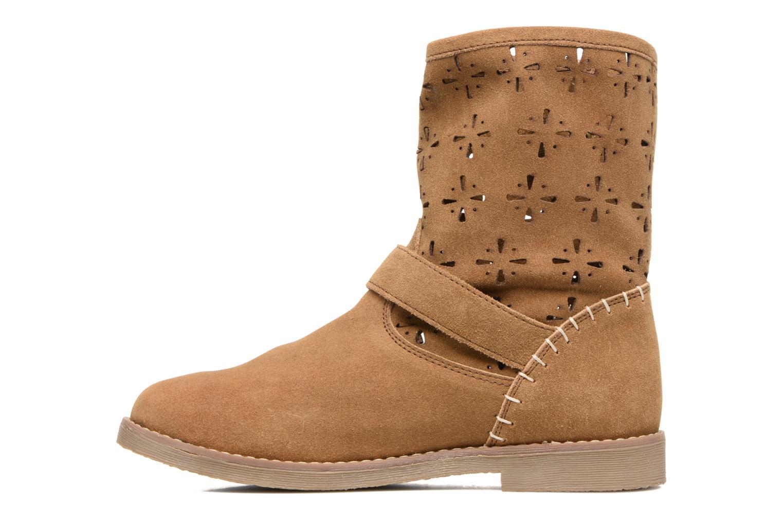 Boots en enkellaarsjes Coolway Naif Bruin voorkant