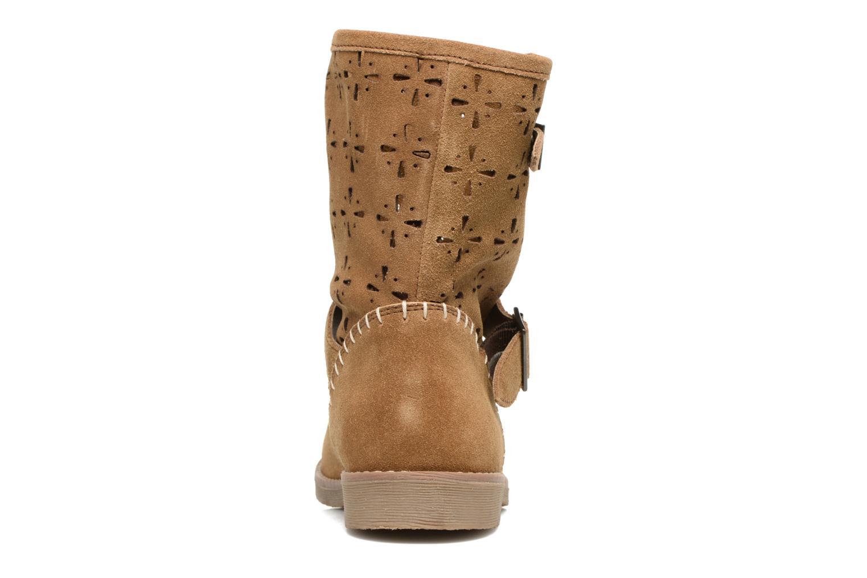 Stiefeletten & Boots Coolway Naif braun ansicht von rechts