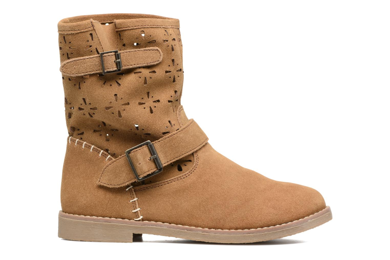 Boots en enkellaarsjes Coolway Naif Bruin achterkant