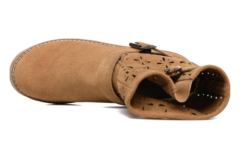 Boots en enkellaarsjes Coolway Naif Bruin links