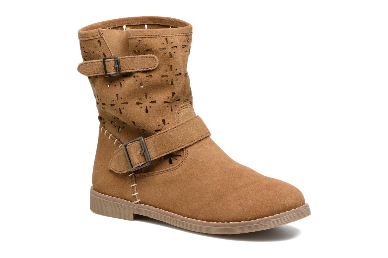 Boots en enkellaarsjes Coolway Naif Bruin detail