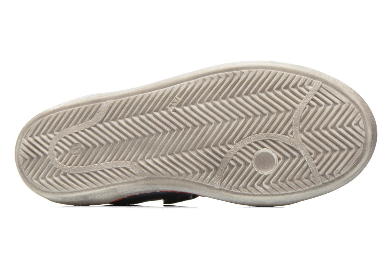 Sneakers Kickers Lylian Blå bild från ovan