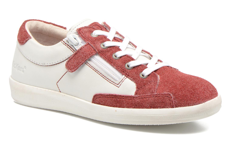 Sneaker Kickers Hameri weiß detaillierte ansicht/modell