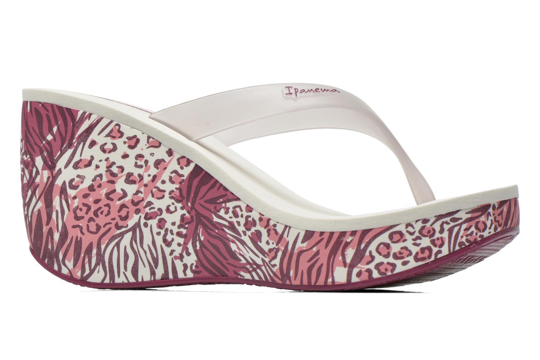 Flip flops Ipanema Lipstick Thong Multicolor back view