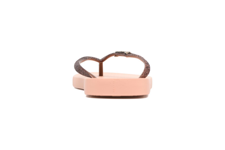 Slippers Ipanema Lolita III Roze rechts
