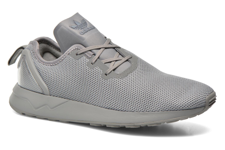 Sneaker Adidas Originals Zx Flux Adv Asym grau detaillierte ansicht/modell
