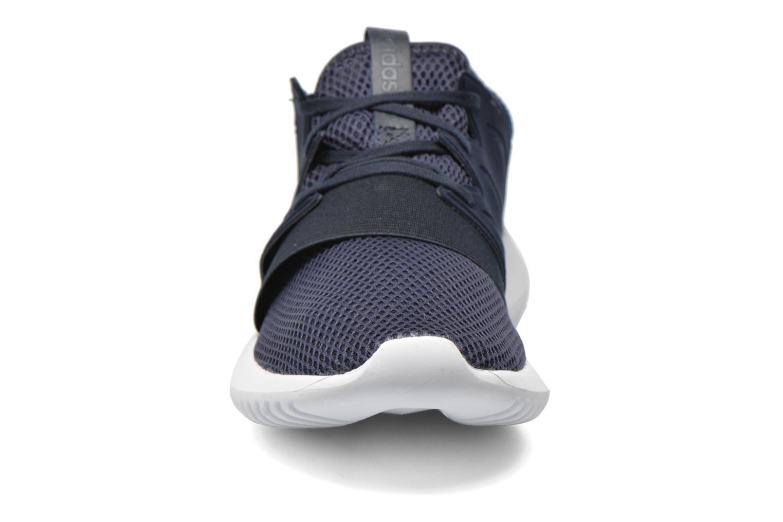 Deportivas Adidas Originals Tubular Viral W Azul vista del modelo