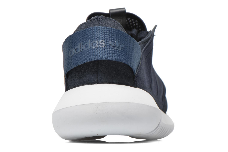 Deportivas Adidas Originals Tubular Viral W Azul vista lateral derecha