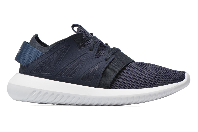Sneaker Adidas Originals Tubular Viral W blau ansicht von hinten