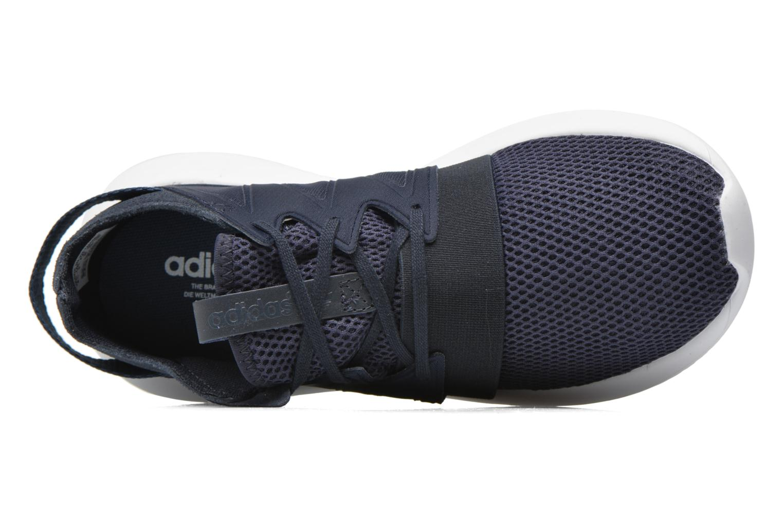 Sneaker Adidas Originals Tubular Viral W blau ansicht von links