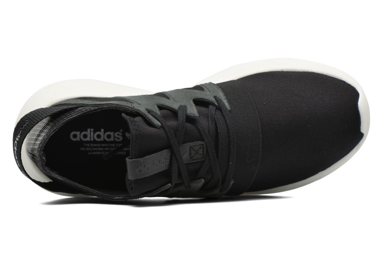 Deportivas Adidas Originals Tubular Viral W Negro vista lateral izquierda