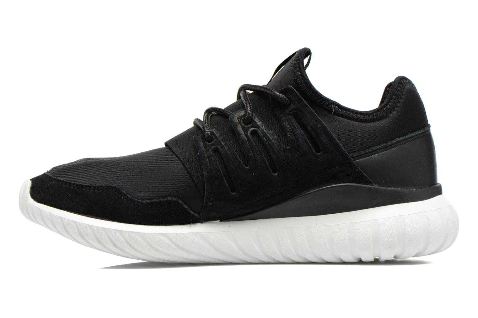 Baskets Adidas Originals Tubular Radial Noir vue face