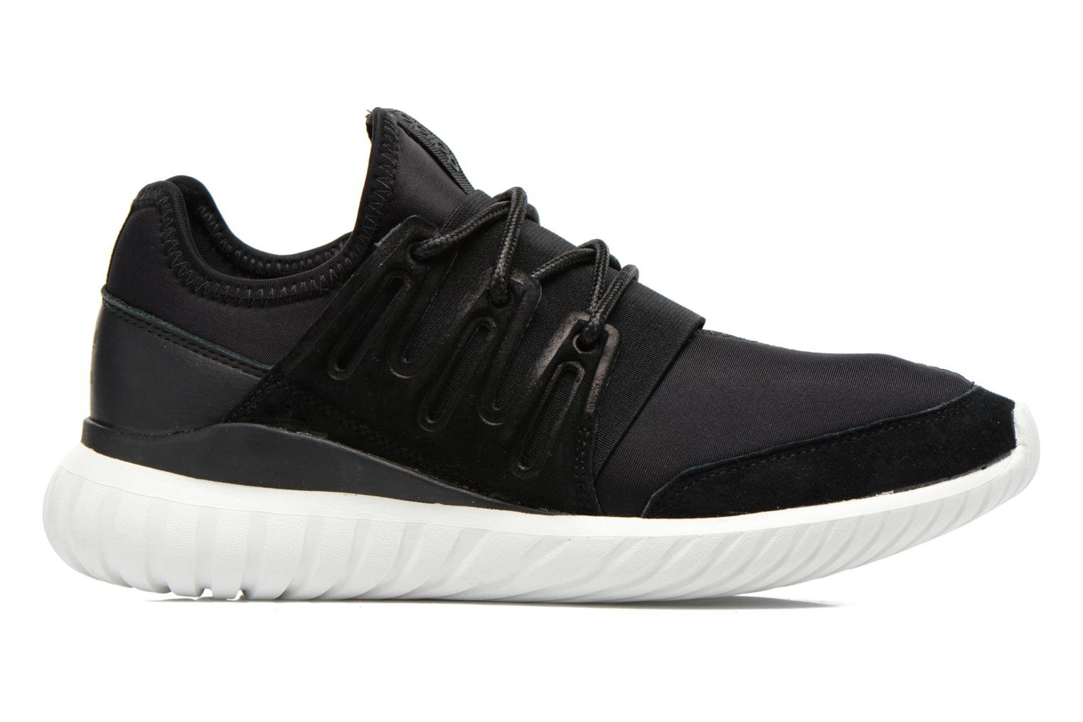 Trainers Adidas Originals Tubular Radial Black back view