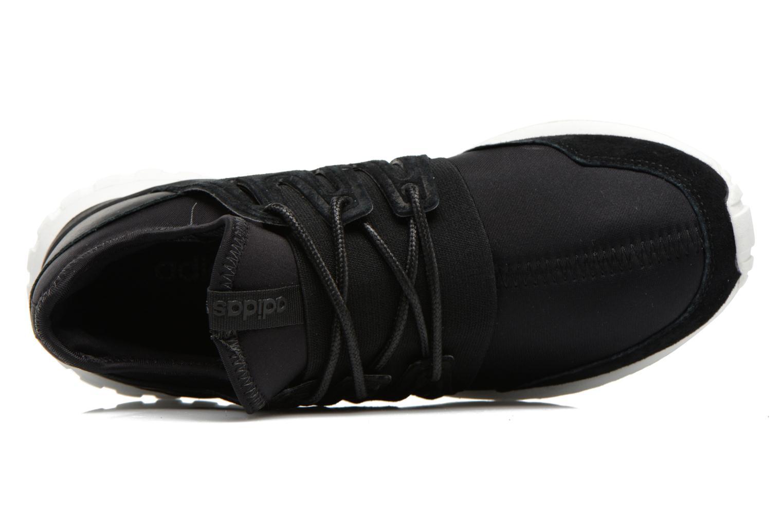 Deportivas Adidas Originals Tubular Radial Negro vista lateral izquierda