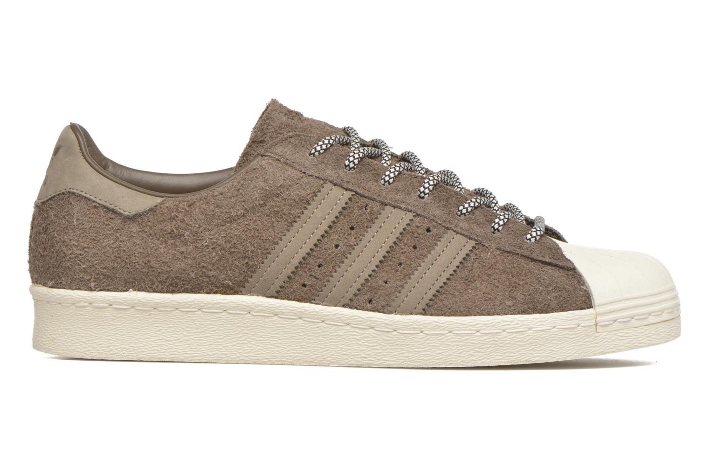 Sneakers Adidas Originals Superstar 80S Grigio immagine posteriore