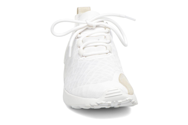 Deportivas Adidas Originals Zx Flux Adv Verve W Blanco vista del modelo