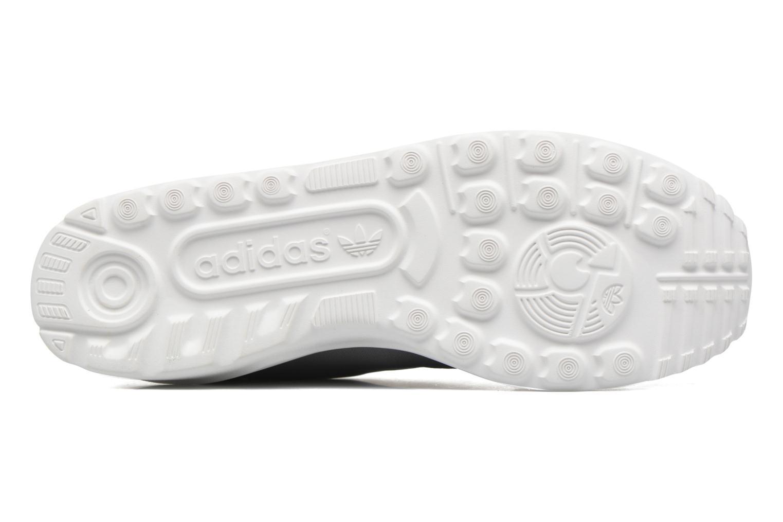 Baskets Adidas Originals Zx Flux Adv Verve W Gris vue haut