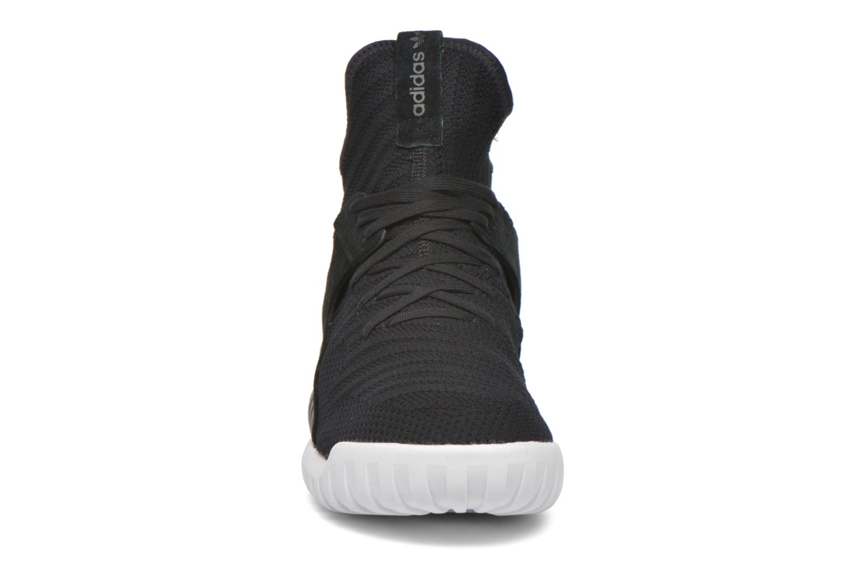 Baskets Adidas Originals Tubular X Pk Noir vue portées chaussures