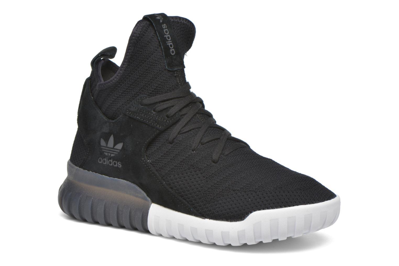 Baskets Adidas Originals Tubular X Pk Noir vue détail/paire