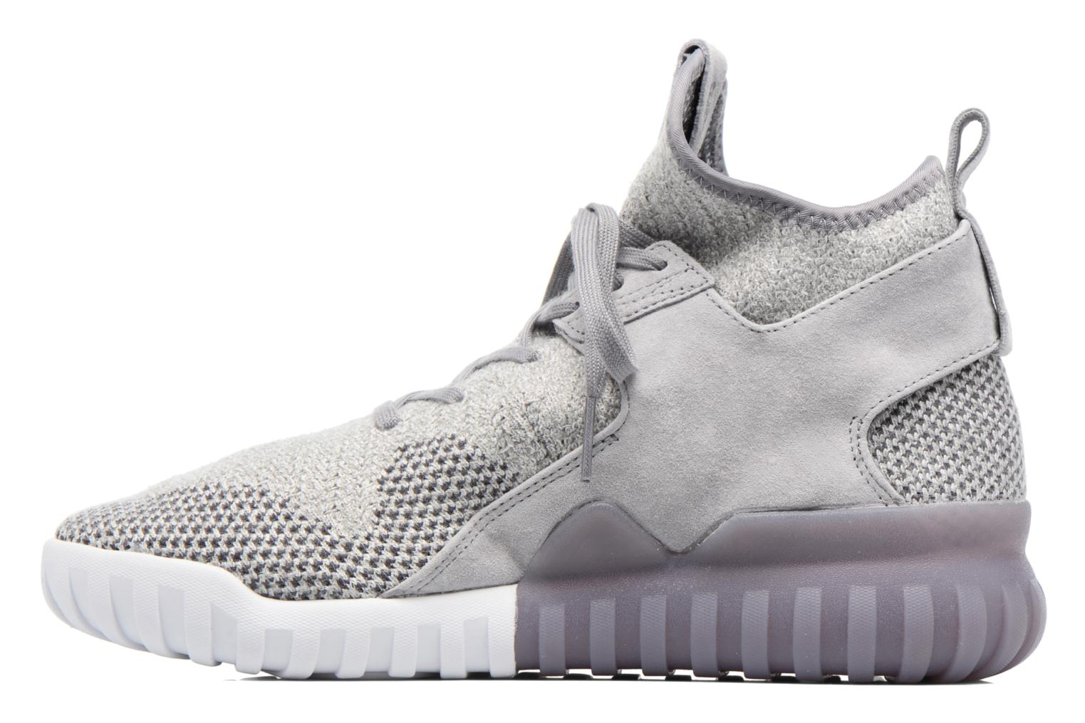 Baskets Adidas Originals Tubular X Pk Gris vue face