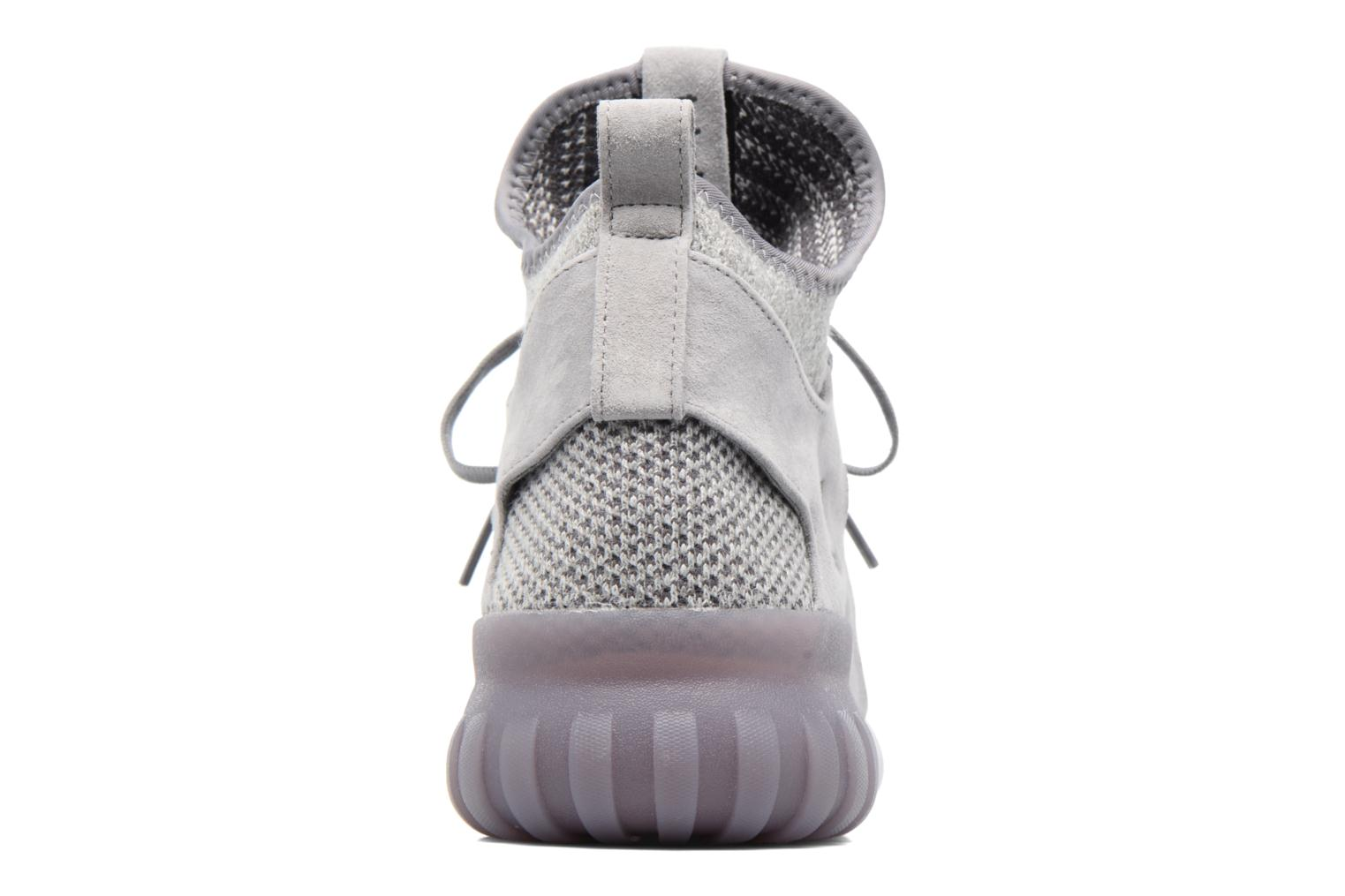 Baskets Adidas Originals Tubular X Pk Gris vue droite
