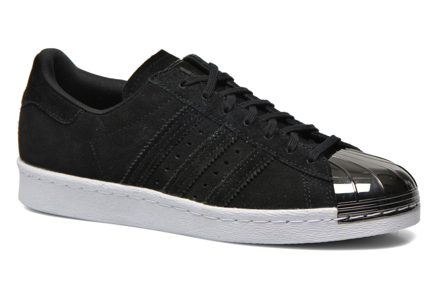 zwarte adidas originals superstar