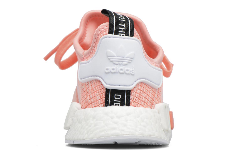Sneaker Adidas Originals Nmd_R1 W orange ansicht von rechts