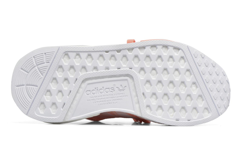 Sneakers Adidas Originals Nmd_R1 W Arancione immagine dall'alto