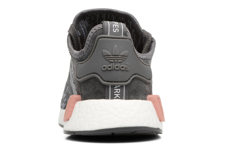 Baskets Adidas Originals Nmd_R1 W Gris vue droite