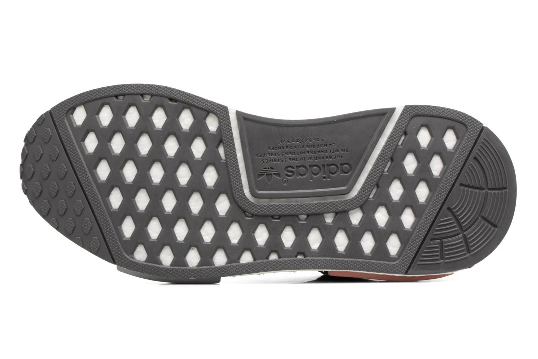 Baskets Adidas Originals Nmd_R1 W Gris vue haut