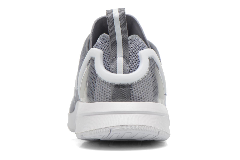 Baskets Adidas Originals Zx Flux Adv Gris vue droite