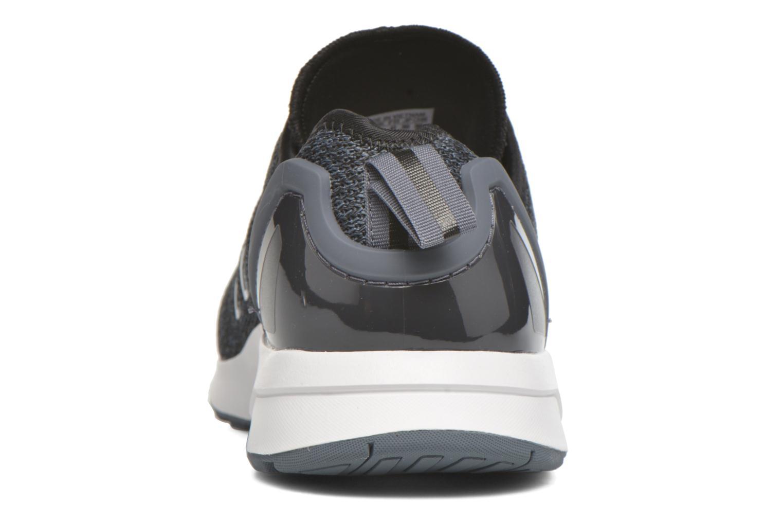 Baskets Adidas Originals Zx Flux Adv Noir vue droite