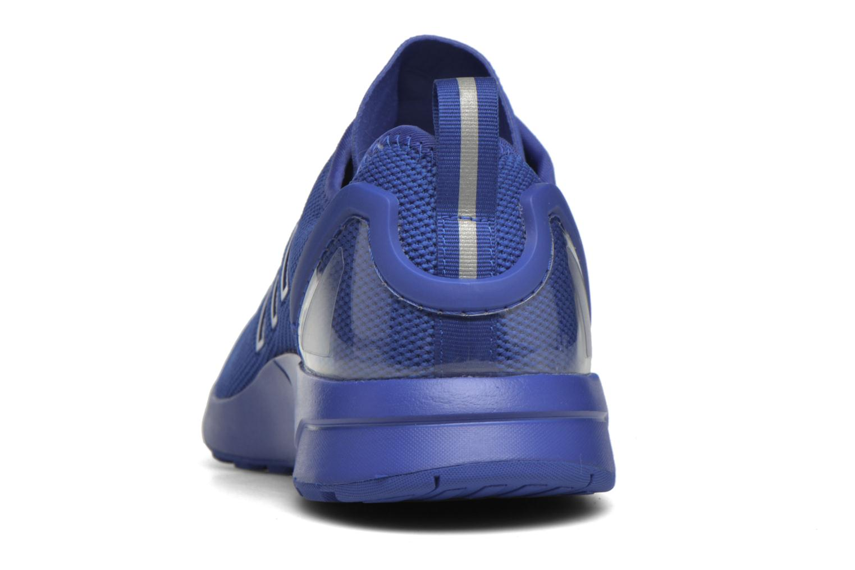 Baskets Adidas Originals Zx Flux Adv Bleu vue droite