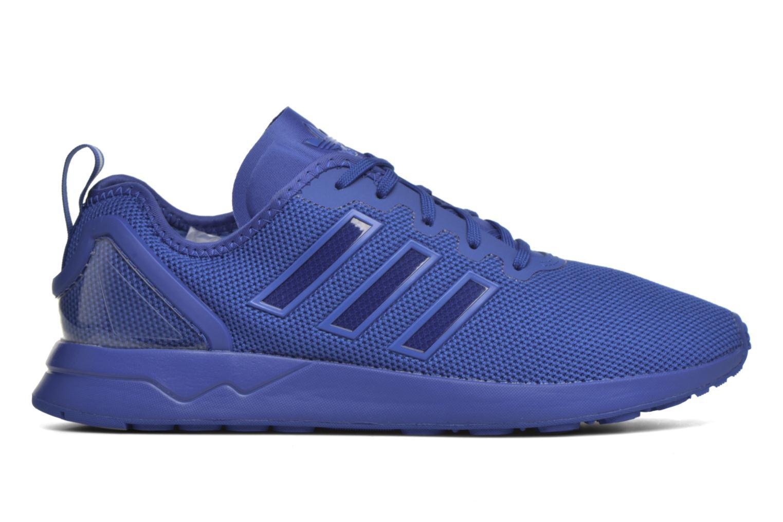 Baskets Adidas Originals Zx Flux Adv Bleu vue derrière