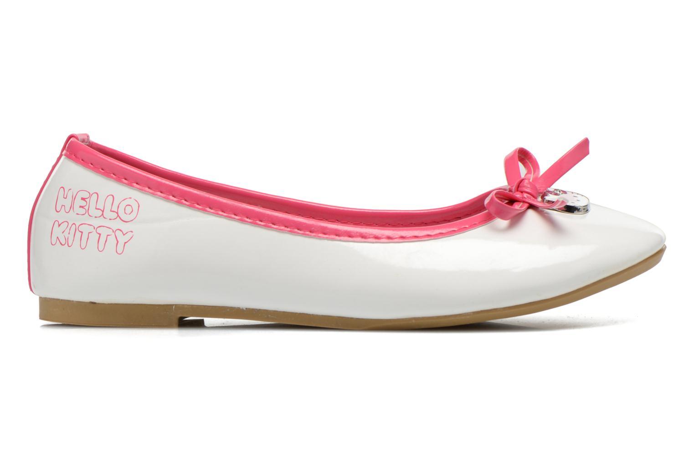 Bailarinas Hello Kitty Hk Veale Ss El Blanco vistra trasera