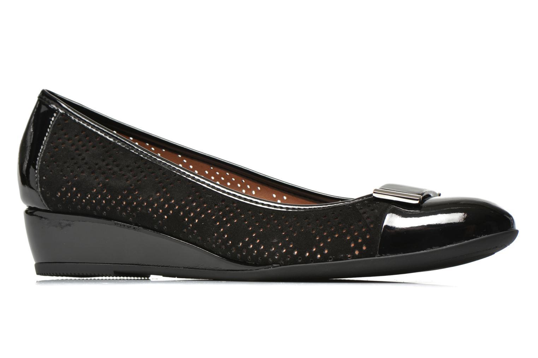 Zapatos de tacón Stonefly Maggie II 2 Negro vistra trasera