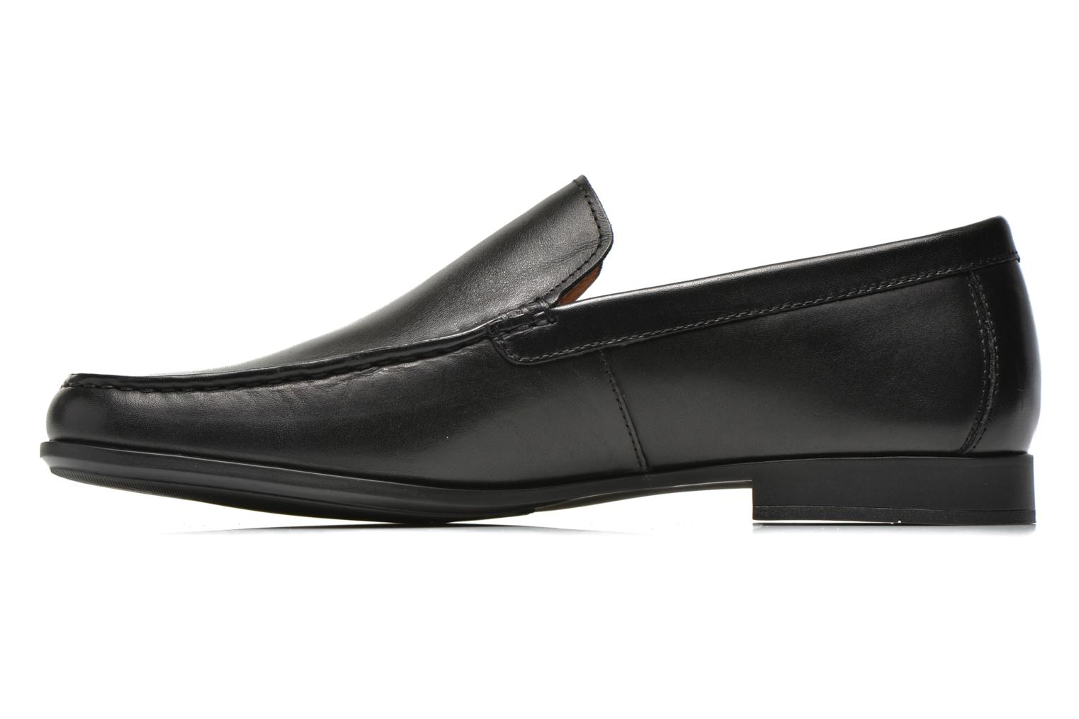 Loafers Stonefly Summer II 1 Black front view